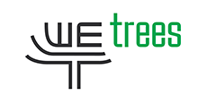 we trees logo